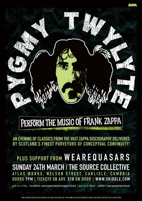 Pygmy Twylyte and support from wearequasars